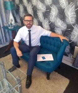 Alan Gannon Funeral Director in Hastings